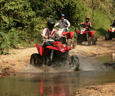 ATV TOURS PATTAYA Banner