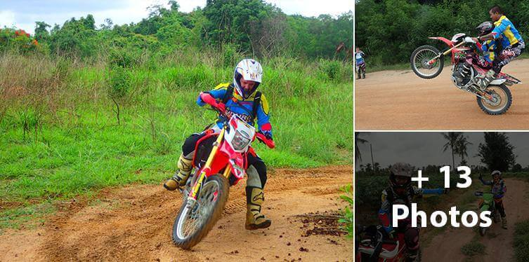 Enduro Beginner Training @ Tracks n Trails Pattaya