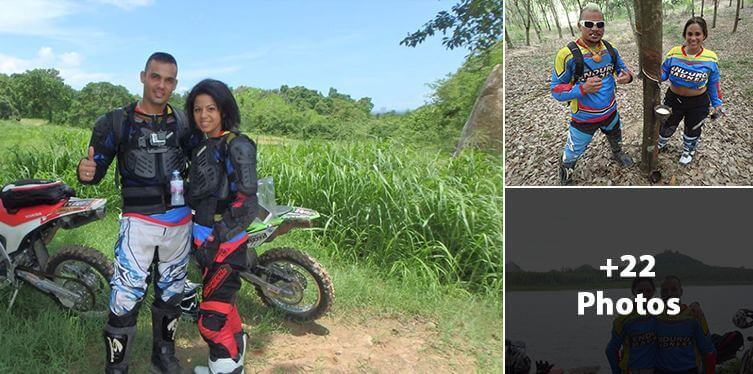 Couples Enduro Training @ Tracks n Trails Pattaya