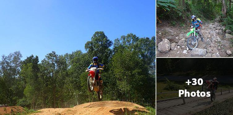 Expert Enduro Training @ Tracks n Trails Pattaya